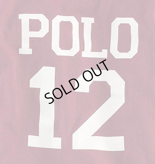 画像4: ★メール便送料無料★【ラルフローレン】POLO長袖Tシャツ(ワインレッド)<3T/SIZE5>