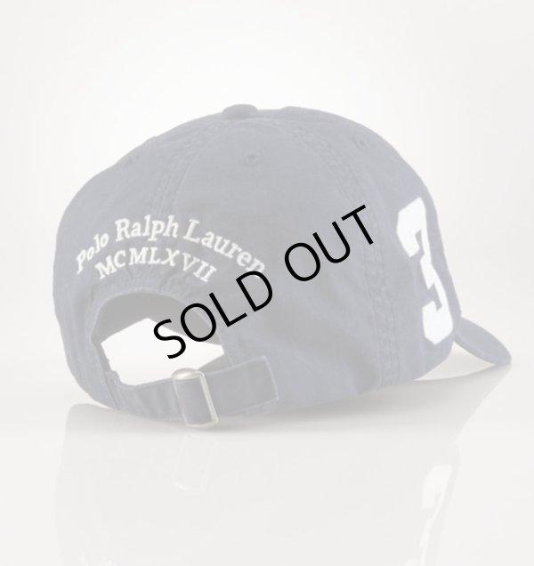 画像2: 【ラルフローレン】ビッグポニースポーツキャップ(帽子)<ネイビー>8-20(頭周52-60cm)