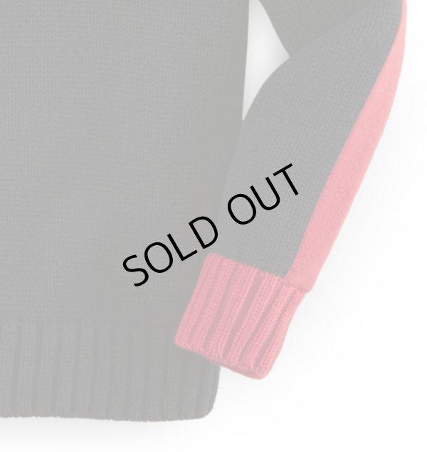 画像5: 【ラルフローレン】ビッグポニーコットン ショール セーター(ブラック)<SIZE7>