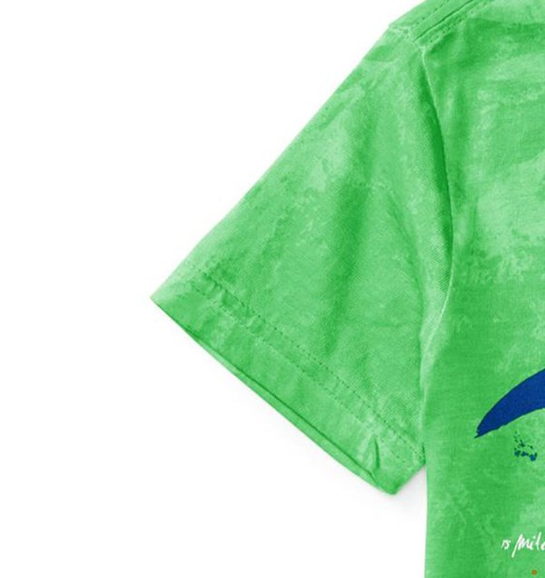 画像2: ★メール便送料無料★【ラルフローレン】半袖シャークグラフィックTシャツ(グリーン)<2T-SIZE7>