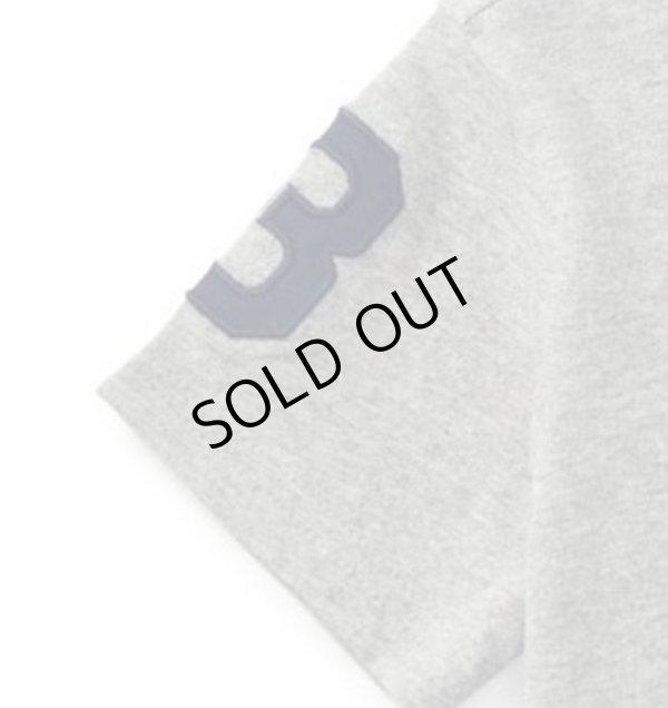 画像3: ★メール便送料無料★【ラルフローレン】コットンジャージークルーネックTシャツ(グレー)<12-24カ月>