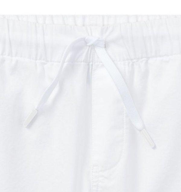 画像3: ★メール便無料★【ラルフローレン】コットンチノショートパンツ(ホワイト)<S-XL>