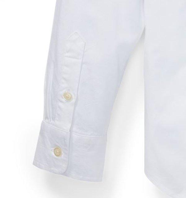 画像5: 【ラルフローレン】長袖パフォーマンスオックスフォードシャツ(ホワイト)<S-XL>