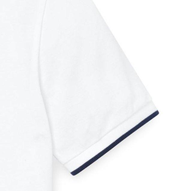画像3: ★メール便無料★【ラルフローレン】半袖フェザーウェイトコットンメッシュポロシャツ(ホワイト)<S-XL>