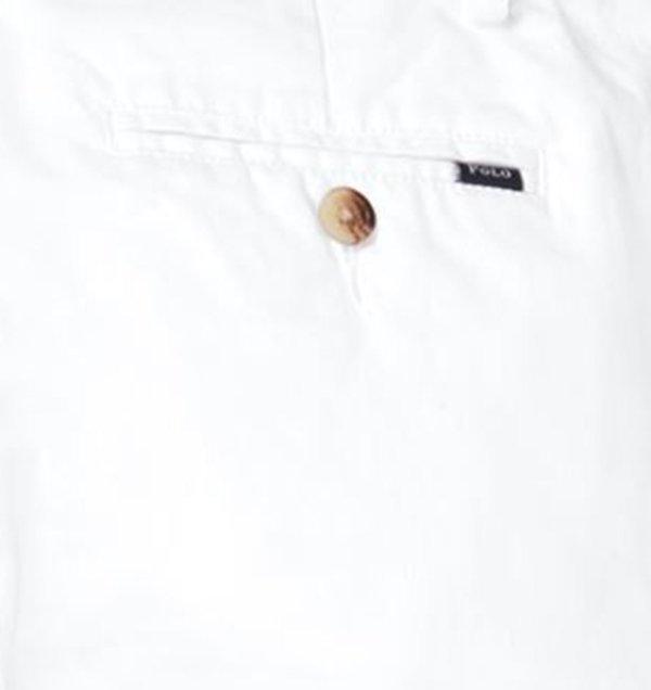 画像4: 【ラルフローレン】ベルト付 ストレッチ チノ パンツ(ホワイト)<140cm-170cm>
