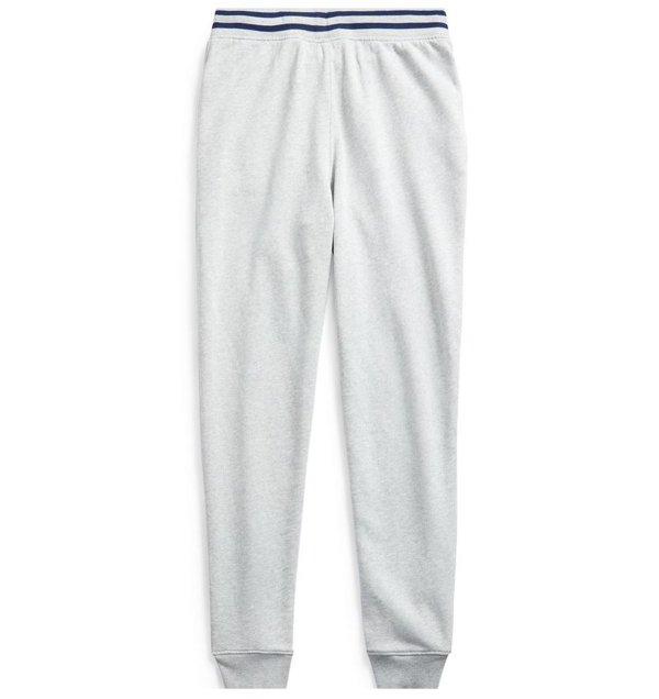 画像3: 【ラルフローレン】ビッグポニーコットン フレンチテリー パンツ(グレー)<S-XL>